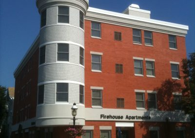Barbara W. Valk Firehouse Apartments
